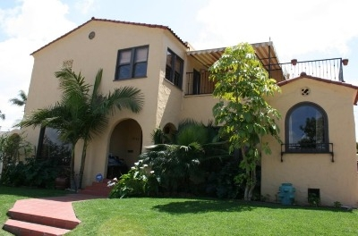 The Heart of Kensington - Neighborhood Preservation Advocacy, The ... - Spanish Style Outdoor Entry